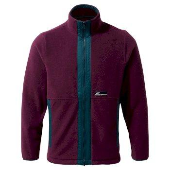 New Craghoppers Mens Outdoor Winter Ashfield Full Zip Fleece Jacket Insulated