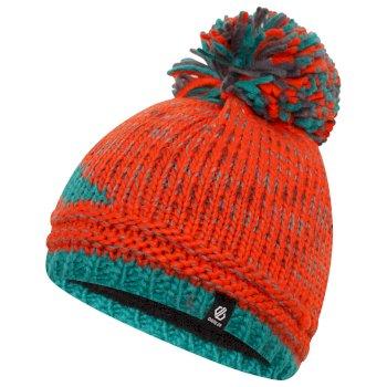 Dziecięca czapka beanie Dare2B Imagine pomarańczowa