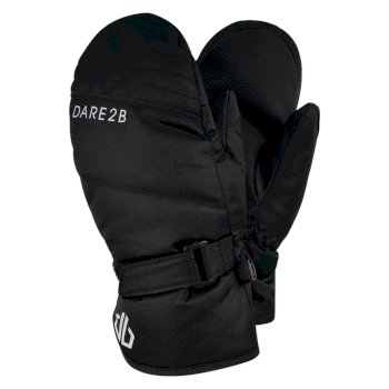 Dare 2b - Boys' Roaring Ski Mitts Black