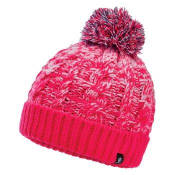 Dziecięca czapka beanie Dare2B Lively II różowa