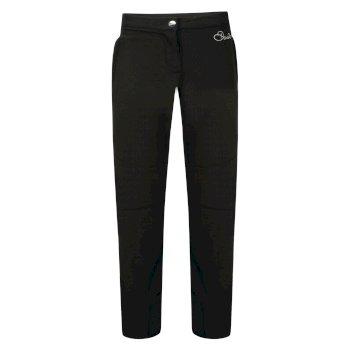 Kids Regard Ski Pants Black