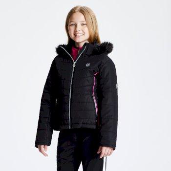 Dare 2b - Girls' Predate Ski Jacket Black
