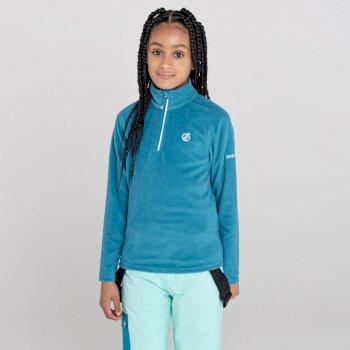 Dziecięcy polar Dare2B Freehand niebieski