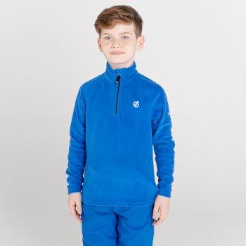 Dare 2b - Kids' Freehand Half Zip Lightweight Fleece Lapis Blue