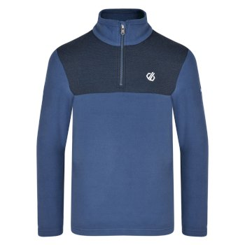 Dare 2b - Kids' Mountfuse Half Zip Fleece Admiral Blue