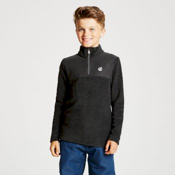 Dare 2b - Kids' Mountfuse Half Zip Fleece Charcoal Grey