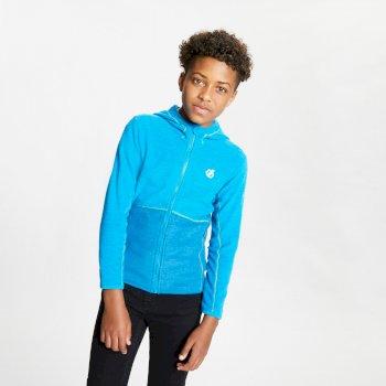 Dziecięca bluza Dare2bB Genesis niebieska