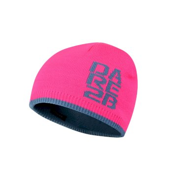 1109d4e10 Dare 2B Kids Thick Cuff Reversible Beanie Hat Cyber Pink