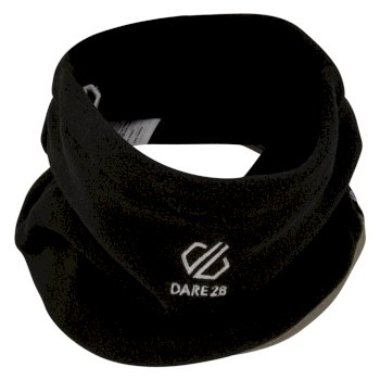 Kids' Doctrine Neck Gaitor Black