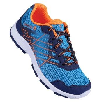 Dziecięce buty sportowe Dare2B Razor niebieskie
