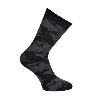 Dare 2b - Kids' Vigor Ski Socks Ebony