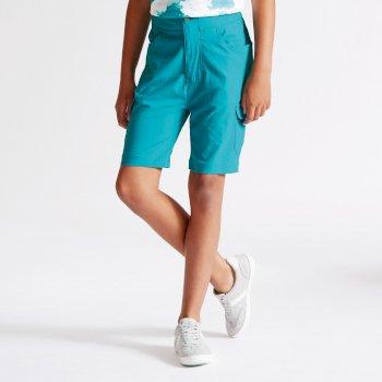 Niebieskie szorty dziecięce Dare2b Accentuate