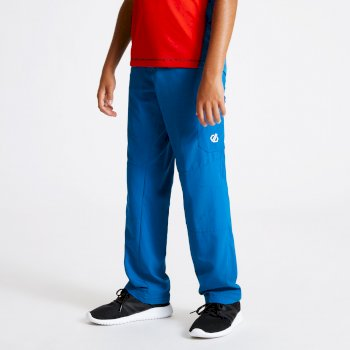 Dare 2b - Kids' Reprise Lightweight Walking Trousers Petrol Blue