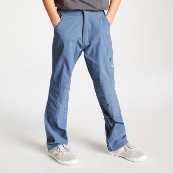 Dare 2b - Kids' Reprise Lightweight Walking Trousers Meteor Grey