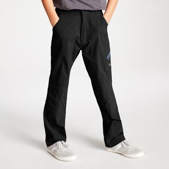 Dare 2b - Kids' Reprise Lightweight Walking Trousers Black