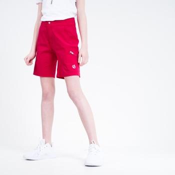 Dare 2b - Kids' Reprise Lightweight Walking Shorts Duchess Pink