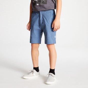 Dare 2b - Kids' Reprise Lightweight Walking Shorts Meteor Grey