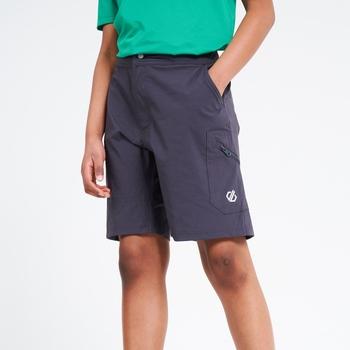 Dare 2b - Kids' Reprise Lightweight Walking Shorts Ebony Grey