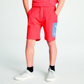 Dare 2b - Kids' Reprise Lightweight Walking Shorts Cajun Orange