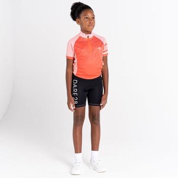 Dare 2b - Kids' Gradual Lightweight Cycle Shorts Black