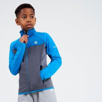 Dziecięca bluza narciarska Hasty Dare2B niebiesko-czarna