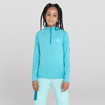 Dziecięca bluza narciarska Dare2B Consist II niebieska