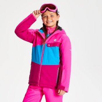 Dziecięca kurtka narciarska Dare2b Wrest