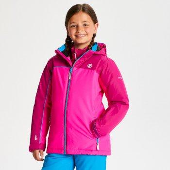 Dare 2b - Kids' Legit Ski Jacket Cyber Pink Fuchsia