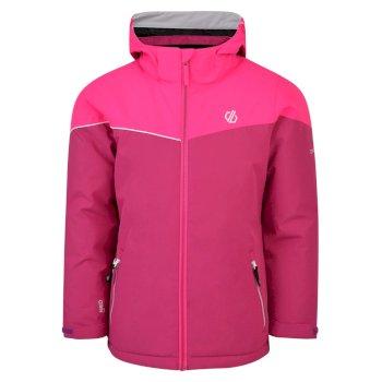 Dare 2b - Kids' Oath Ski Jacket Fuchsia Cyber Pink