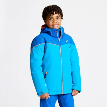 Dare 2b - Kids' Oath Ski Jacket Atlantic Blue Oxford Blue