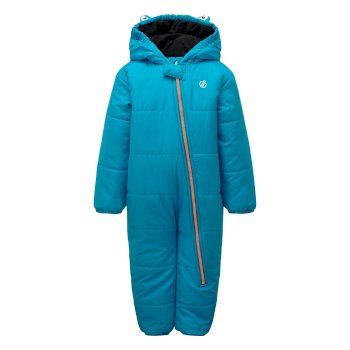 Kids' Bambino Snowsuit Atlantic Blue Shark