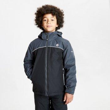 Dziecięca kurtka narciarska Dare2B Impose czarna