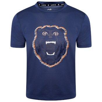 Dare 2b - Kids' Rightful Graphic T-Shirt Dark Denim