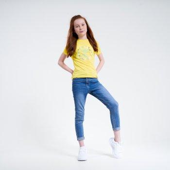 Dare 2b - Kids' Rightful Graphic T-Shirt Lemon Tonic