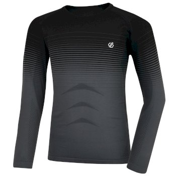 Dare 2b - Kids' In The Zone Base Layer Set Black Gradient
