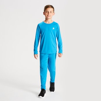 Dare 2b - Kids' Elate Base Layer Set Atlantic Blue