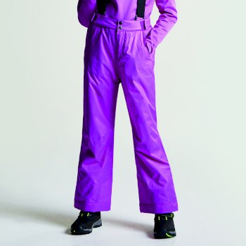Kids Whirlwind III Ski Pants Ultra Violet Purple