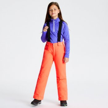 Dare 2b - Kids' Outmove Ski Pants Fiery Coral