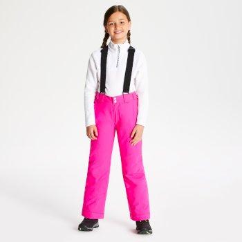 Dare 2b - Kids' Outmove Ski Pants Cyber Pink