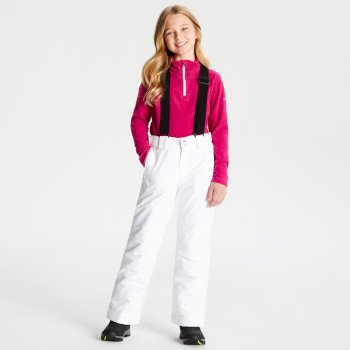 Dare 2b - Kids' Outmove Ski Pants White