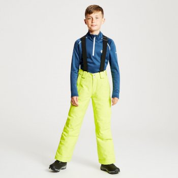 Dare 2b - Kids' Outmove Ski Pants Citron Lime