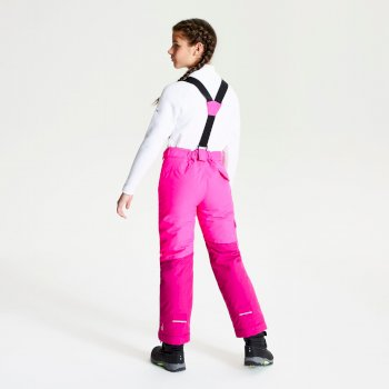 Dare 2b - Kids' Timeout Ski Pants Cyber Pink Fuchsia