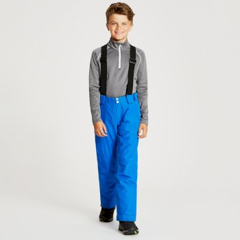 Kids' Motive Ski Pants Oxford Blue