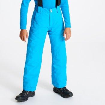 Kids' Motive Ski Pants Atlantic Blue
