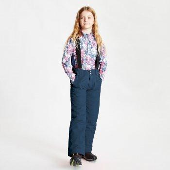 Dare 2b - Kids' Motive Waterproof Insulated Ski Pants Dark Denim