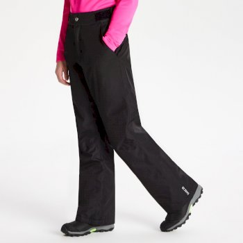 Kids' Delve Ski Pants Black