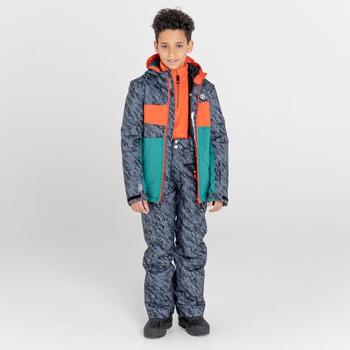 Dziecięce spodnie narciarskie Dare2B Timeout II czarne