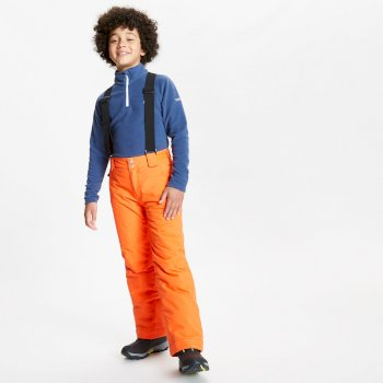 Dare 2b - Kids' Outmove II Waterproof Insulated Ski Pants Blaze Orange