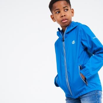 Dare 2b - Kids' Amigo Hooded Lightweight Jacket  Petrol Blue