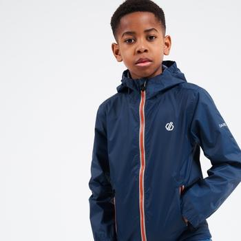 Dare 2b - Kids' Amigo Hooded Lightweight Jacket  Dark Denim